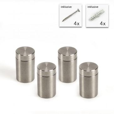 Aluminium Befestigungs-Set