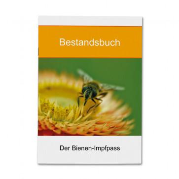 Bestandsbuch - Titelseite