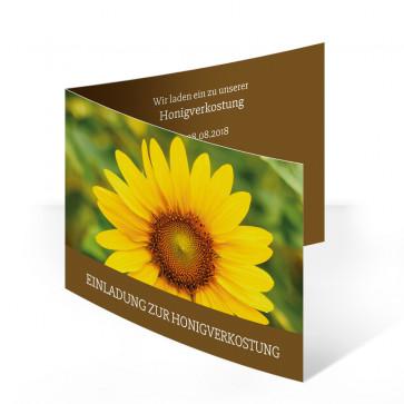 """Einladungskarten """"Sunpower"""""""