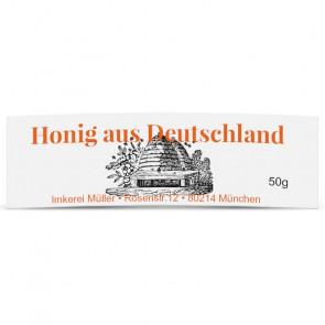 "Mini-Etiketten ""Bienenhaus"""