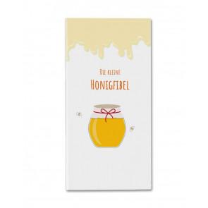 """Flyer """"Die kleine Honigfibel"""" - Titelseite"""