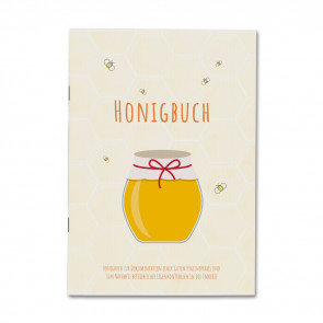 Honigbuch - Titelblatt