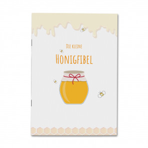 Honig-Fibel Bienen - Titelblatt