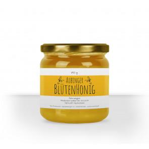 """Kleine Honigglas-Etiketten """"Blütenhonig"""""""