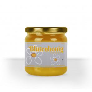 """Kleine Honigglas-Etiketten """"Kreideblatt"""""""