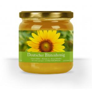 """Honigglas-Etiketten """"Sunpower"""" hellgrün"""