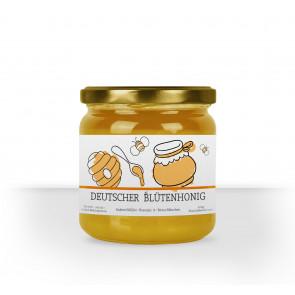 """Kleine Honigglas-Etiketten """"The Bee"""""""
