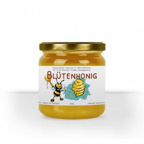 """Kleine Honigglas-Etiketten """"Wilde Maja"""""""