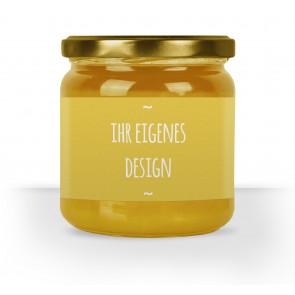 Eigenes Honigglas-Etiketten Design