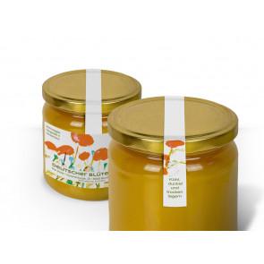 """Siegeletiketten """"OrangeMood"""" olive"""