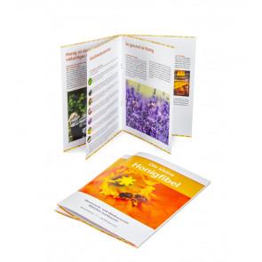 Honig-Fibel Blumen