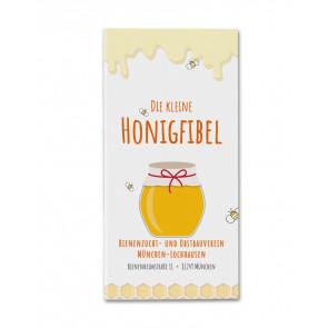 "Honig-Flyer ""Die kleine Honigfibel"""